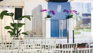 The Ritz-Carlton Residences Waikiki - Groundbreaking Event